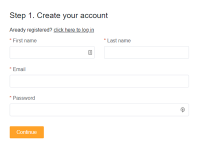 Sign up and instantly claim your free historical credits